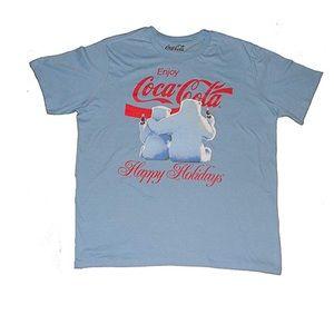 Coca Cola Christmas shirt